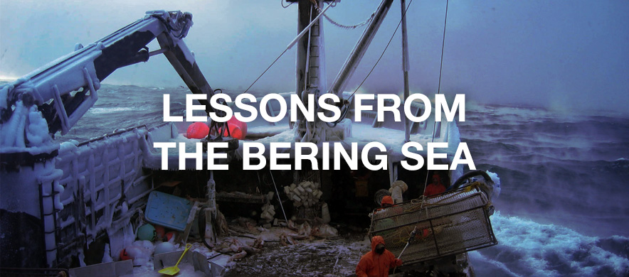 Lessons from the Bering Sea