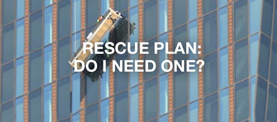 Do I Need A Rescue Plan?