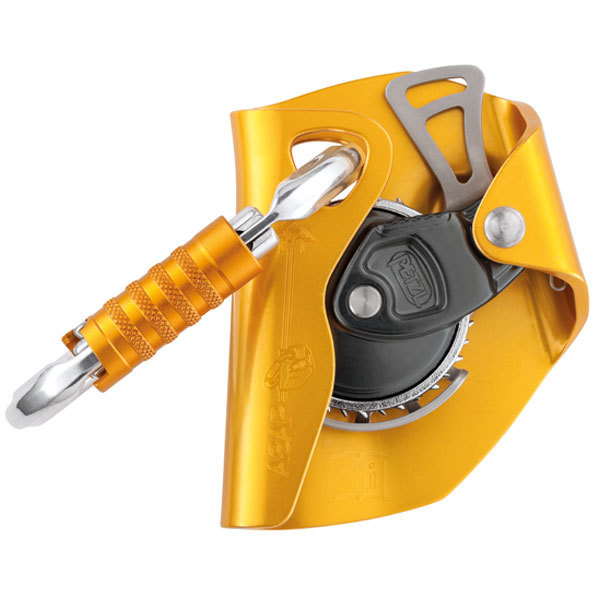Petzl Updated ASAP Fall Arresterfor 10.5mm to 13mm Rope