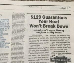 $129 guarantees your hear won't break down...